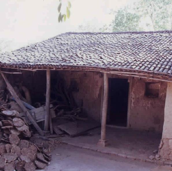 Old House Of Bajarangdas Bapa